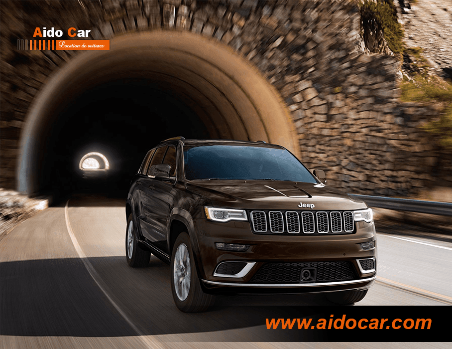 location jeep grand cherokee casablanca