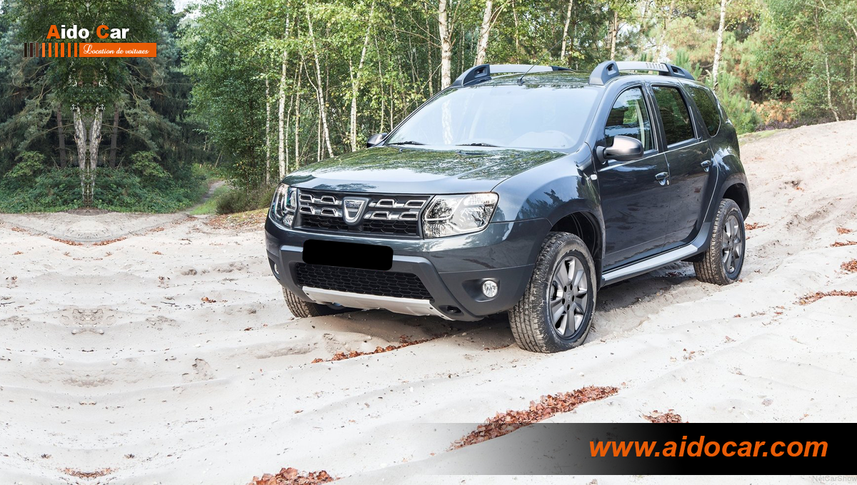 location dacia duster casablanca