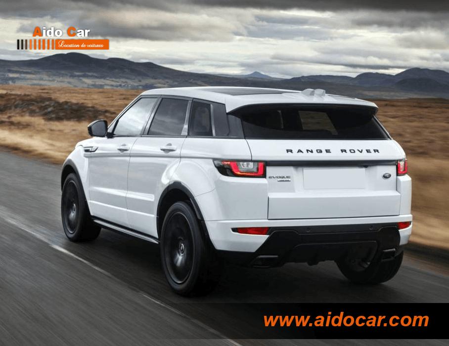 range rover evoque dynamic 2018