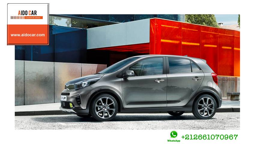 location kia picanto automatique casablanca