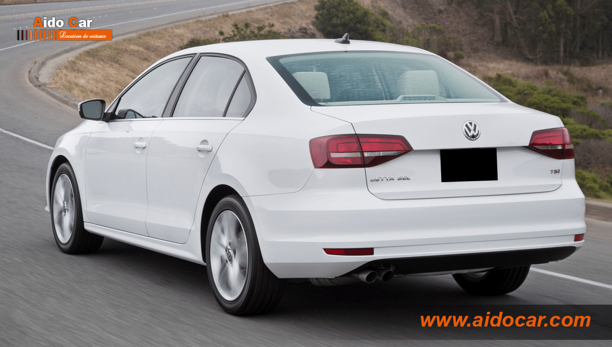 location volkswagen jetta casablanca