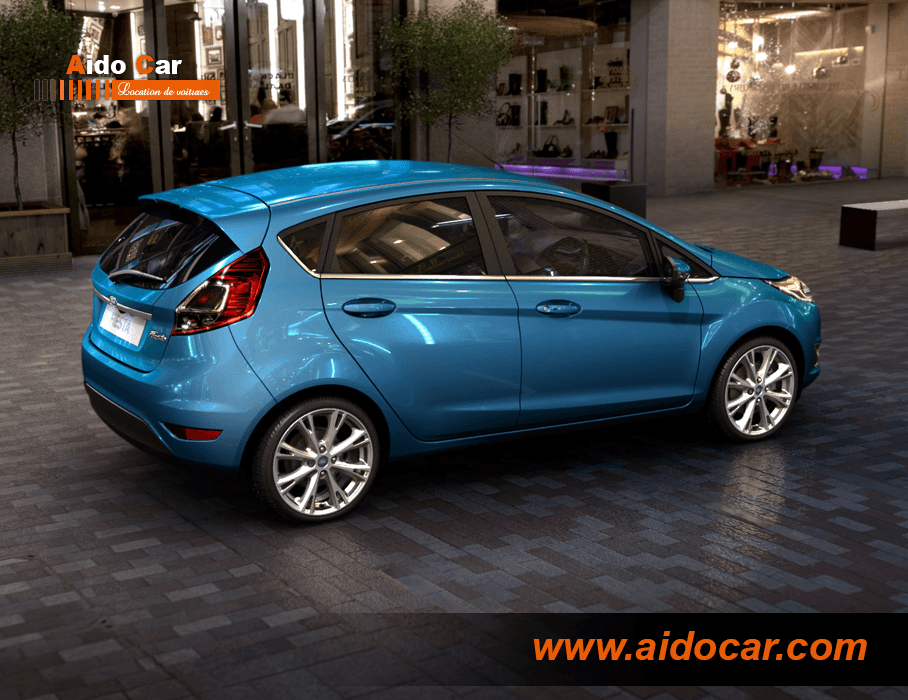 location ford fiesta casablanca