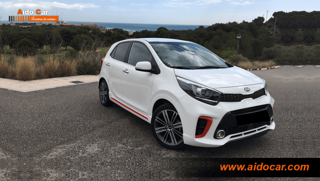 location kia picanto casablanca