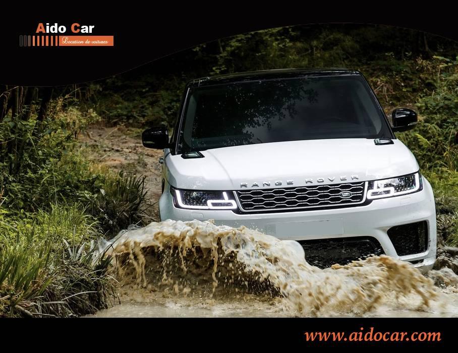 location range rover sport casablanca maroc
