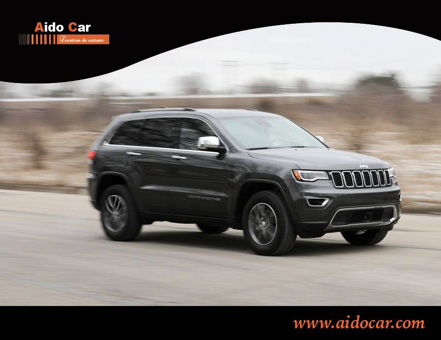 Location voiture jeep grand cherokee casablanca