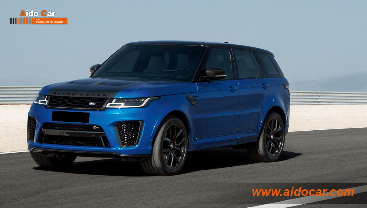location range rover sport dynamic casablanca. Black Bedroom Furniture Sets. Home Design Ideas