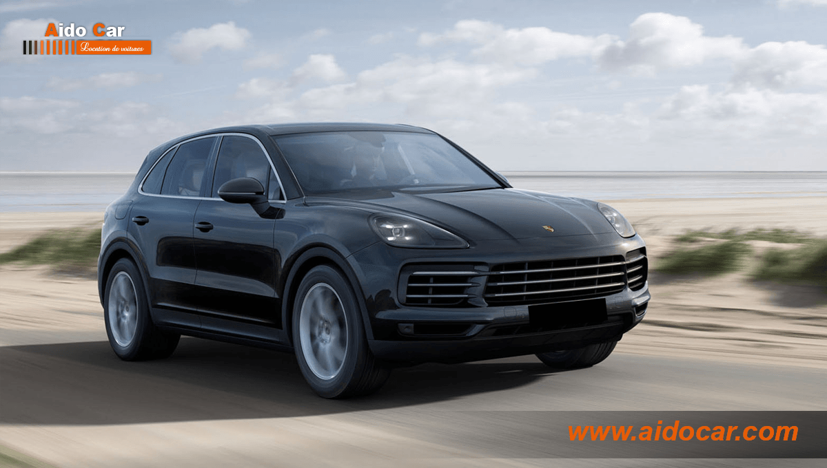 location porsche cayenne casablanca