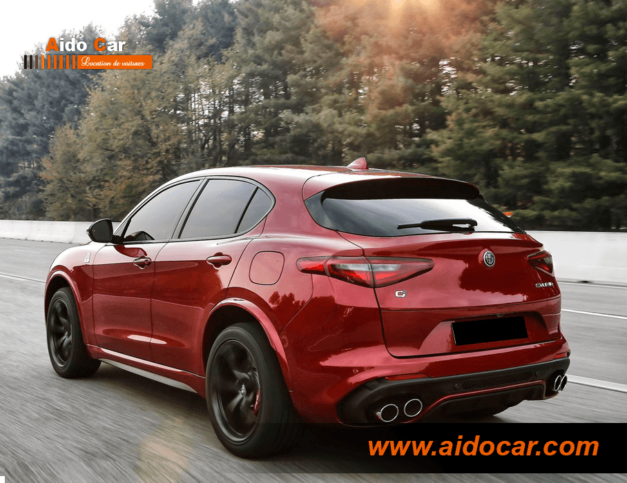 location alfa romeo stelvio 2018 casablanca