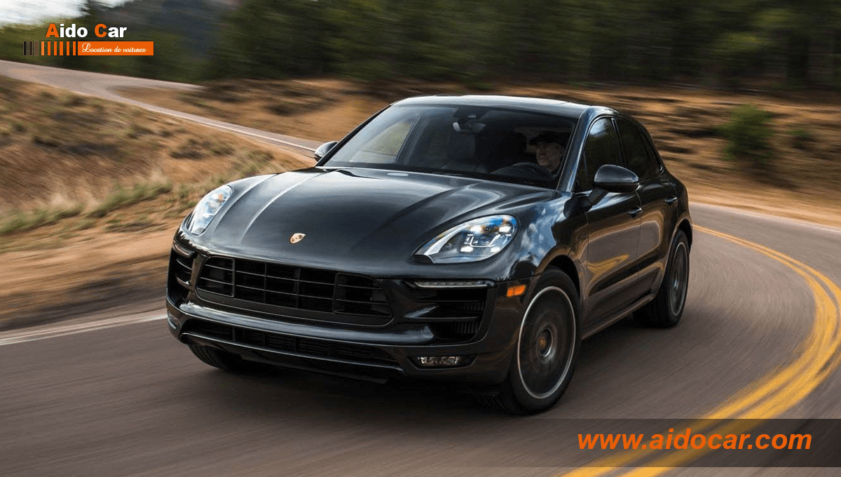 location porsche macan turbo casablanca
