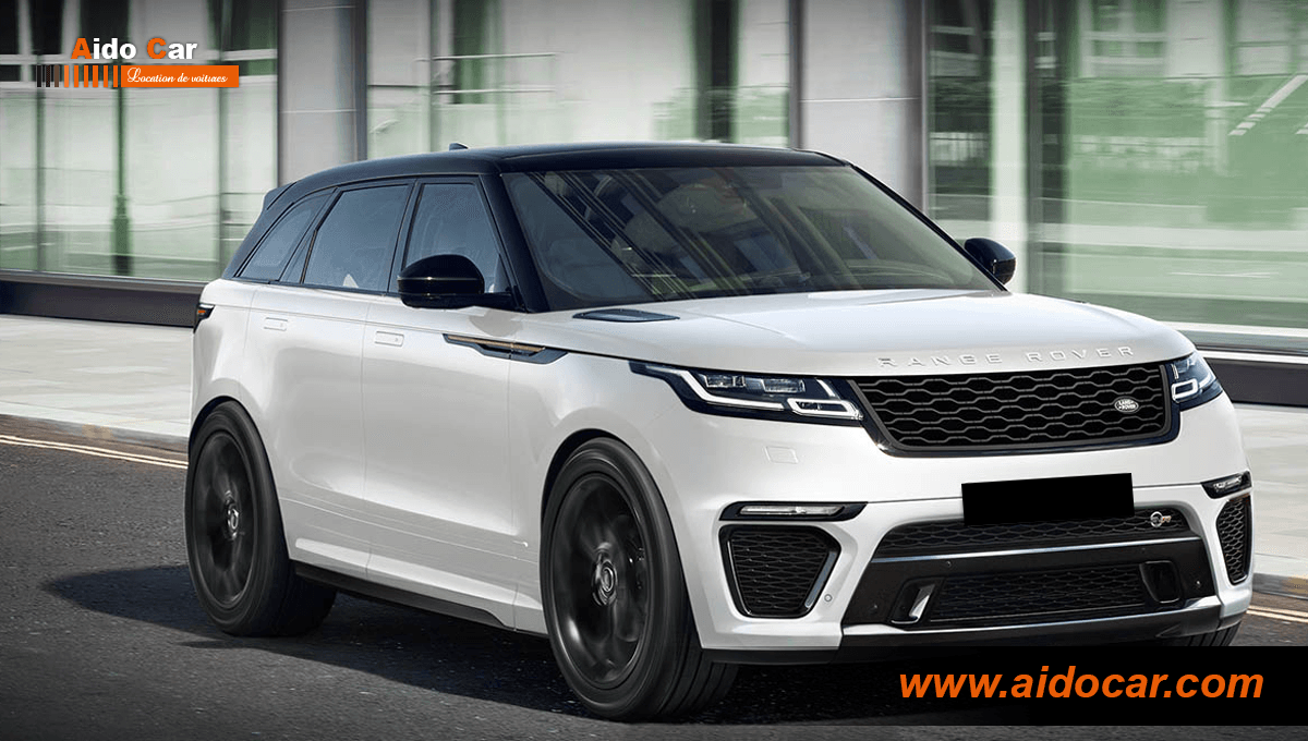 location range rover velar casablanca