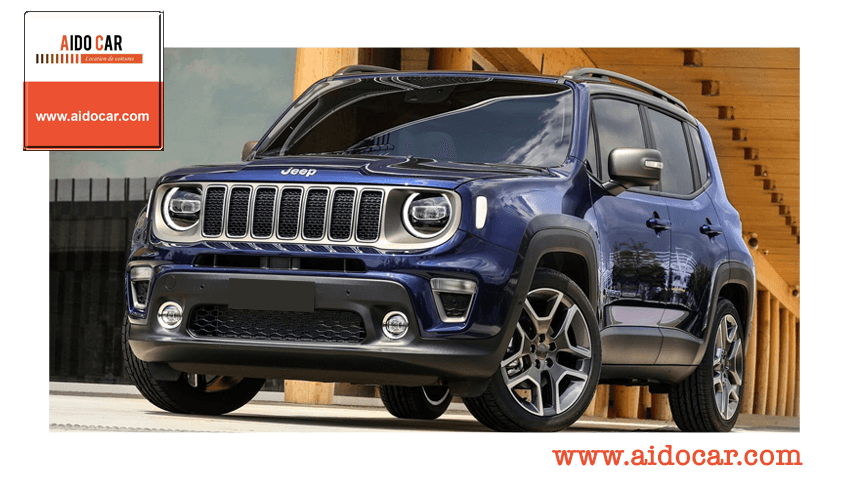 location jeep renegade a casablanca