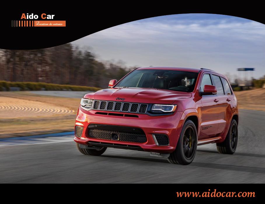 nouvelle jeep grand cherokee casablanca maroc
