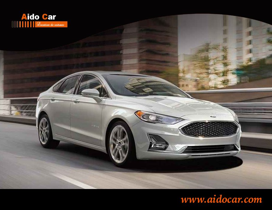 Location voiture ford fusion automatique casablanca