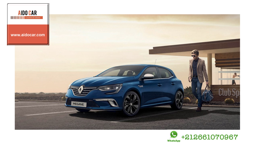location renault megane casablanca