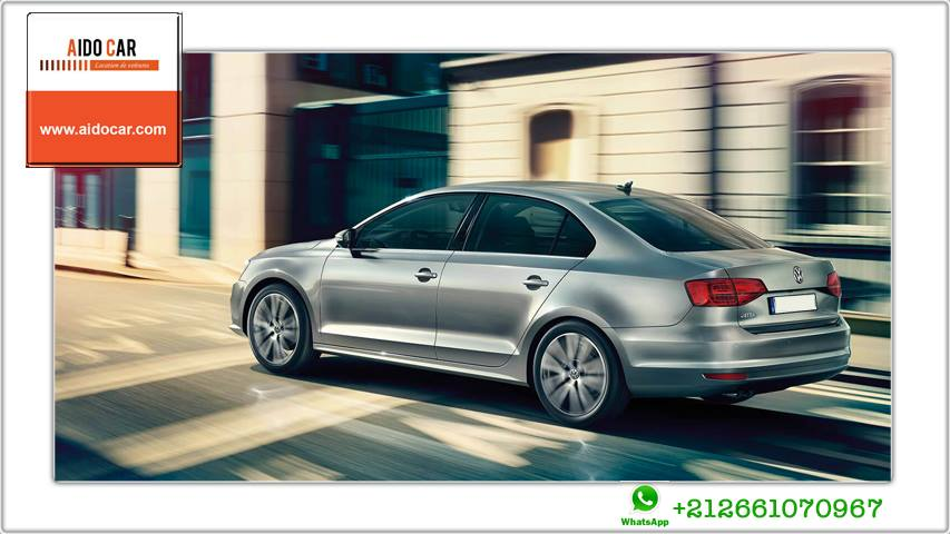 location volkswagen jetta a casablanca