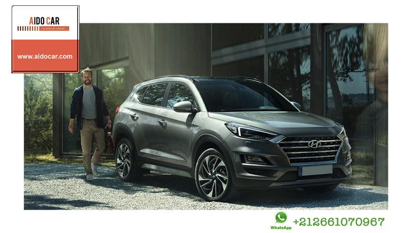 location hyundai tucson 2019 a casablanca