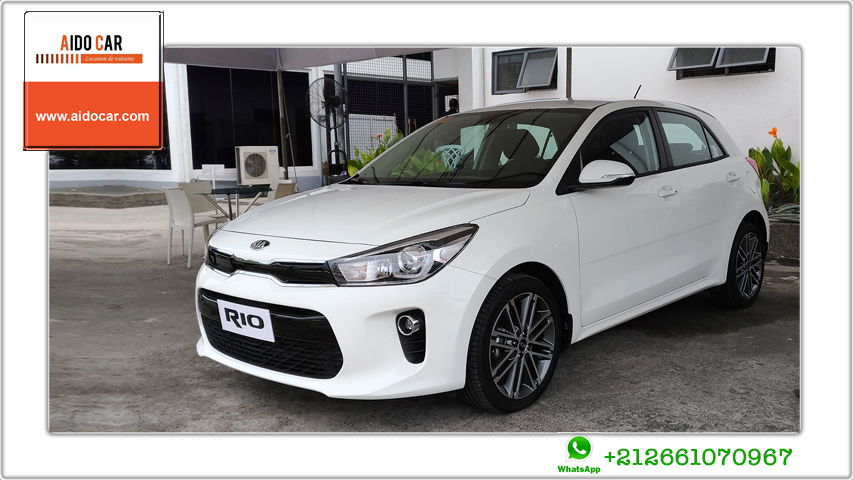 location kia rio casablanca