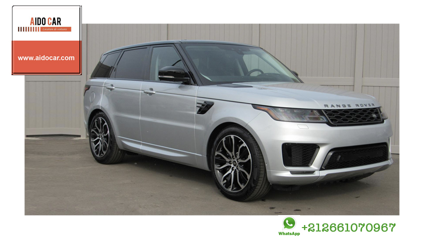 location range rover sport 2019 casablanca