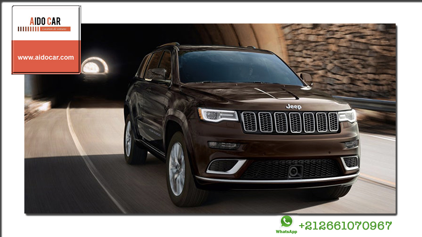 location jeep cherokee a aido car casablanca
