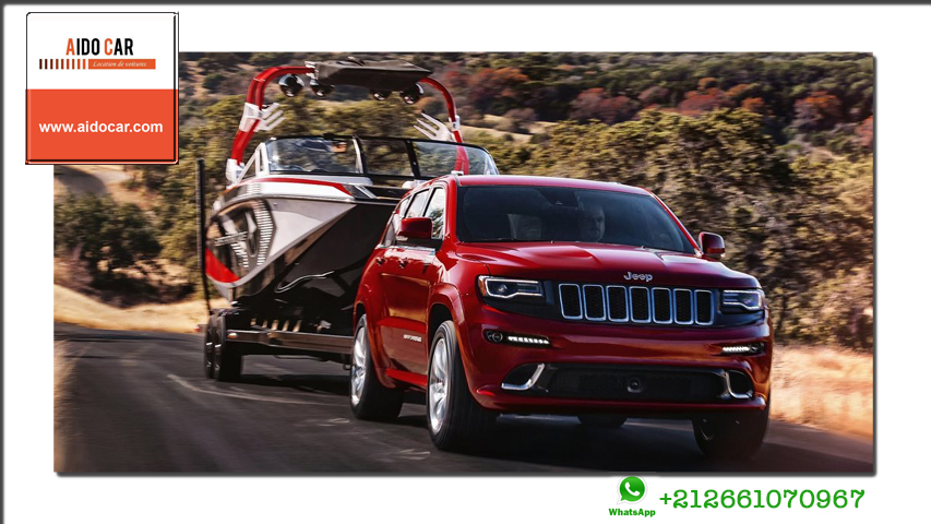 location jeep grand cherokee srt a casablanca