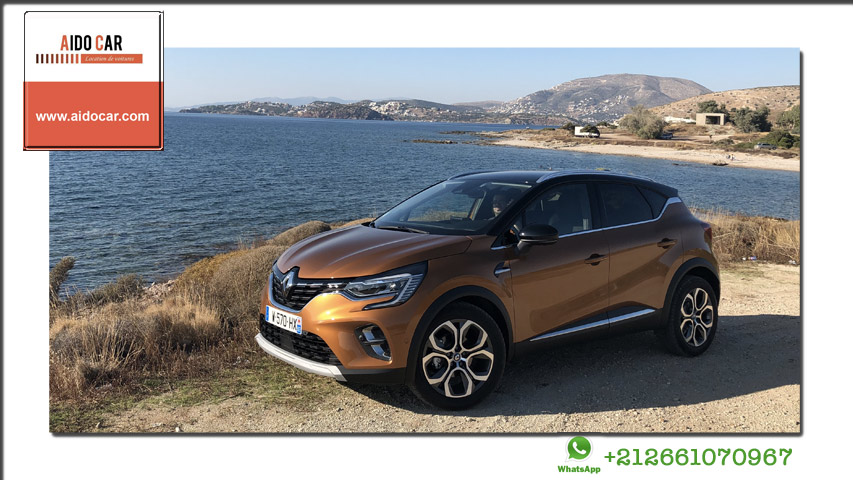 location renault captur a casablanca