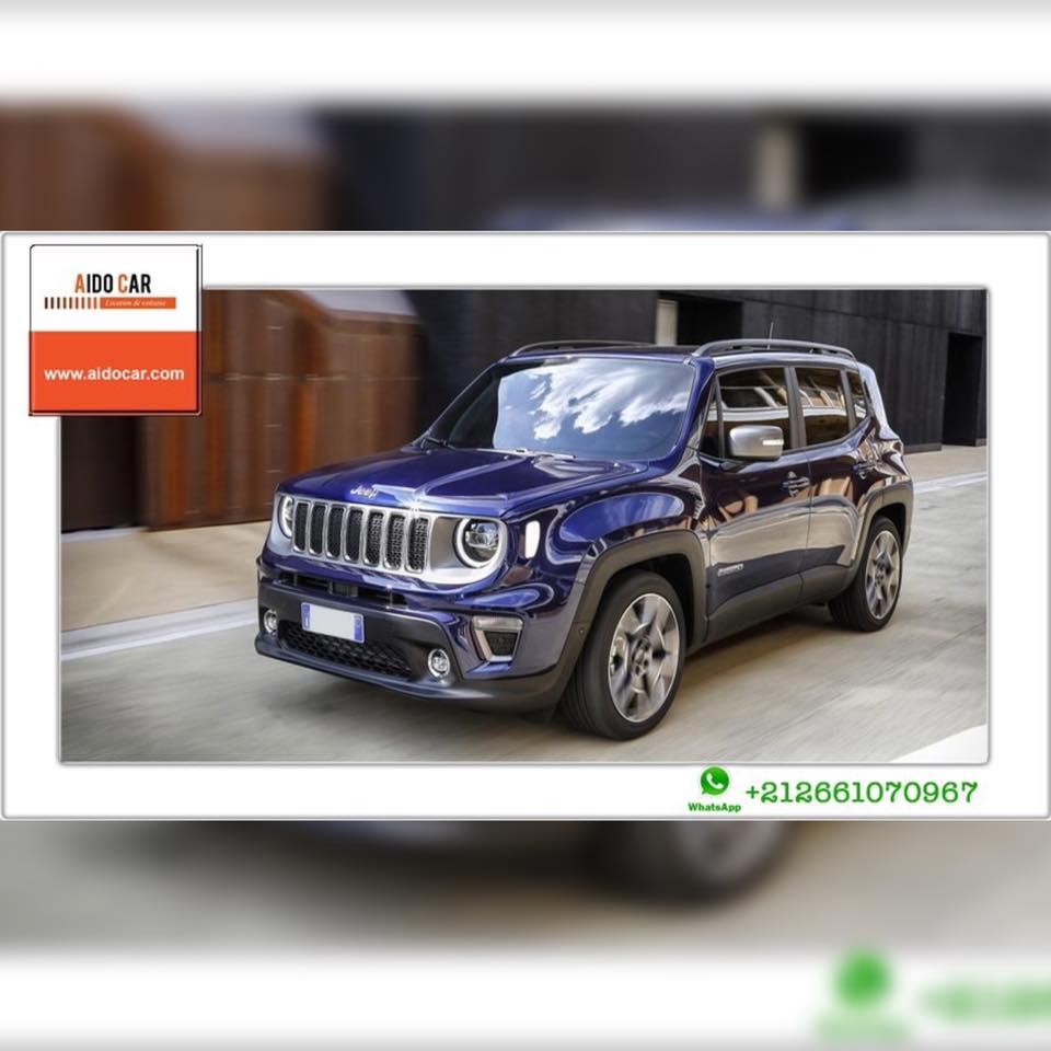 location jeep a casablanca
