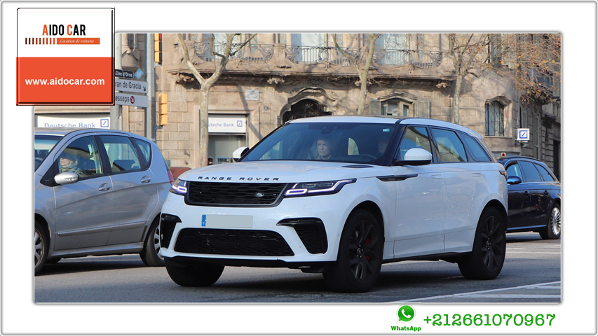 location range rover casablanca