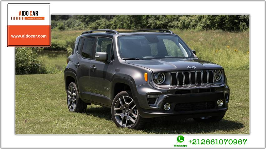 louer jeep renegade casablanca