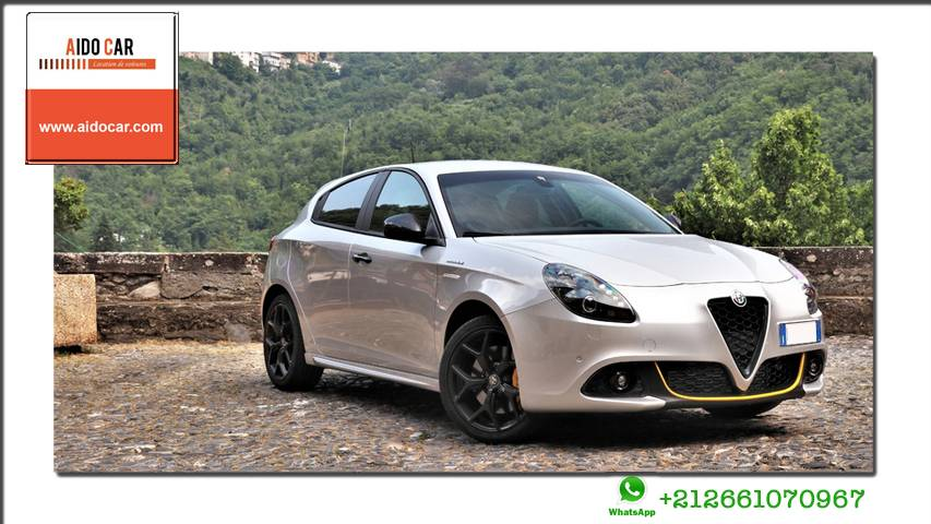 location alfa romeo casablanca