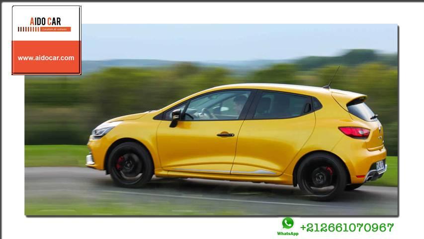 louer renault Clio casablanca