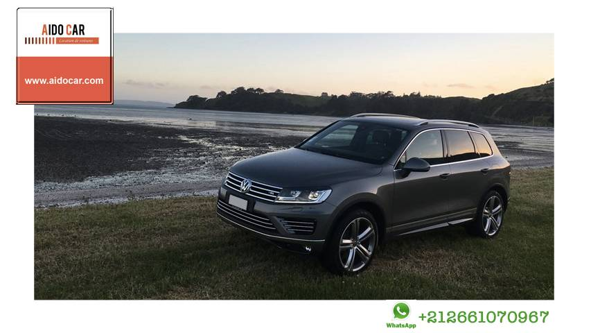 location volkswagen touareg casablanca