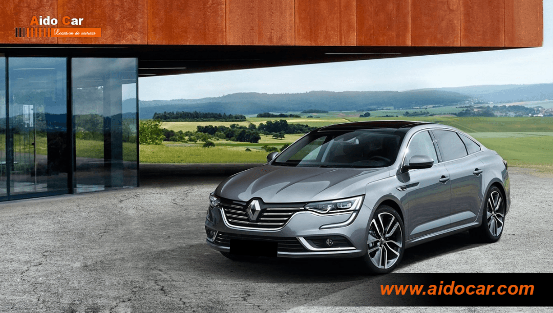 location renault talisman casablanca