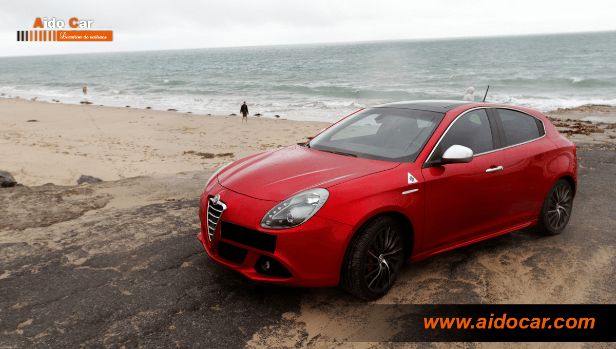 location giulietta automatique casablanca