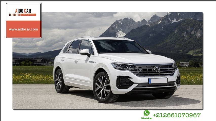 location touareg 2019 casablanca