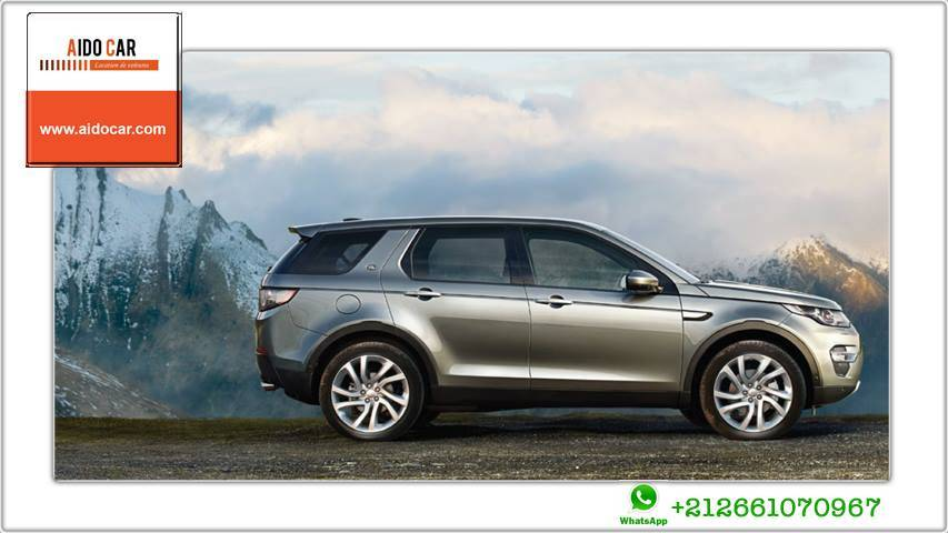 location land rover discovery casablanca