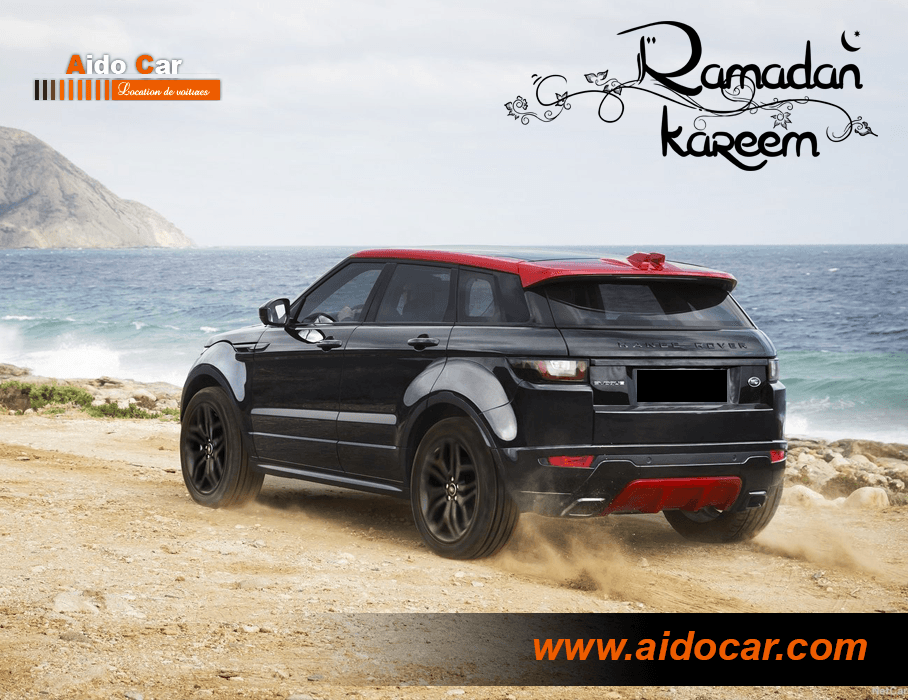 promotion location range rover evoque casablanca