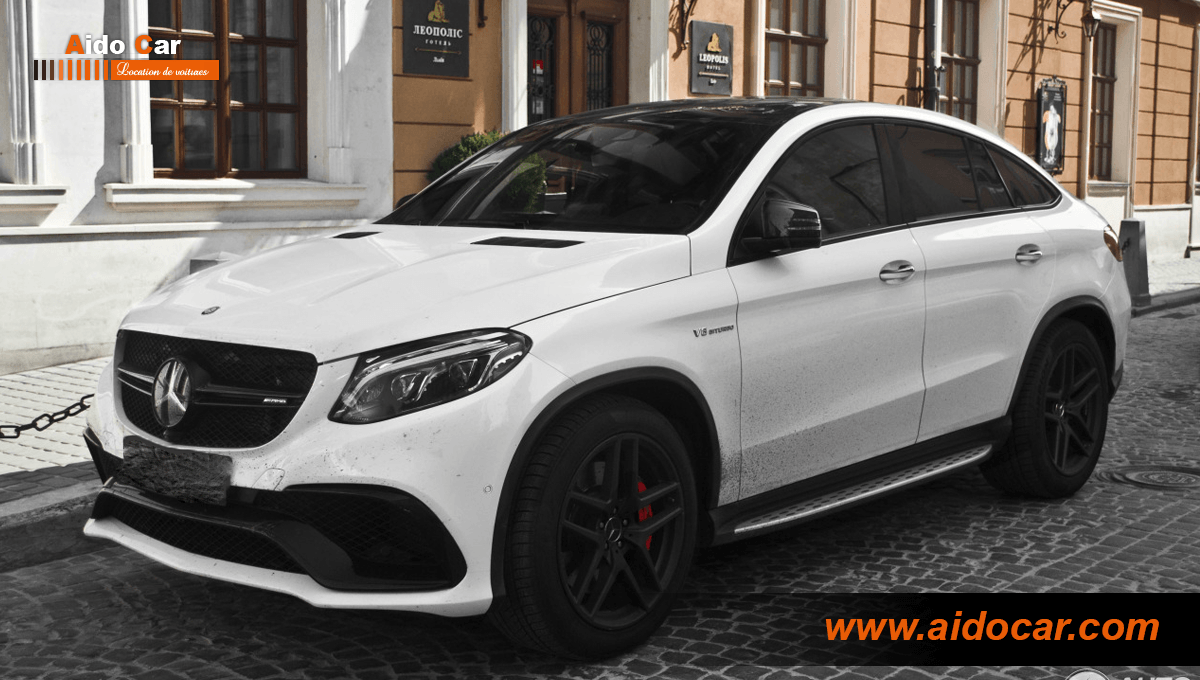 location mercedes gle casablanca