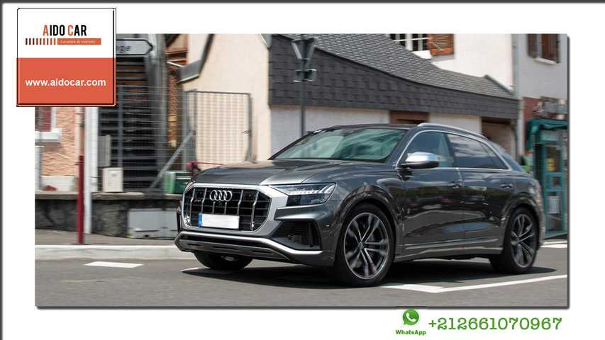 location audi q8 a casablanca