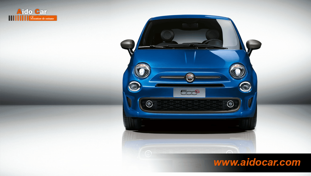 location fiat 500 abarth casablanca