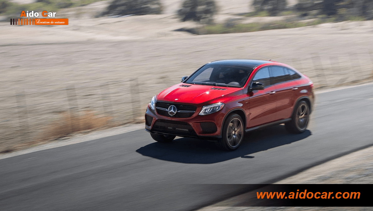 location mercedes benz gle casablanca