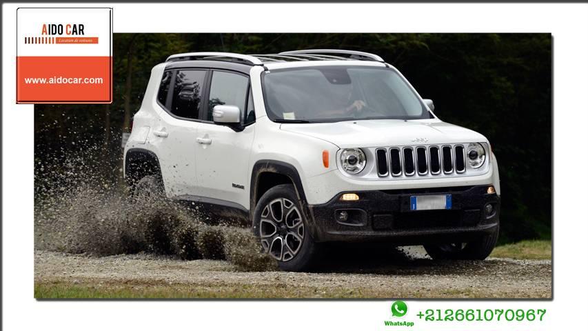 louer jeep renegade a casablanca