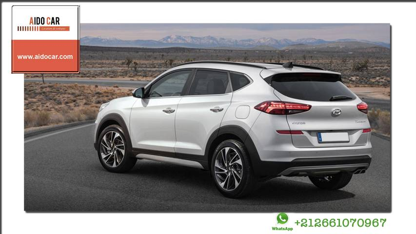 louer Hyundai Tucson a casablanca