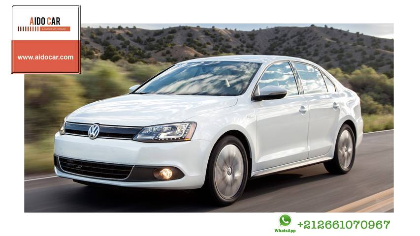 location volkwagen jetta casablanca