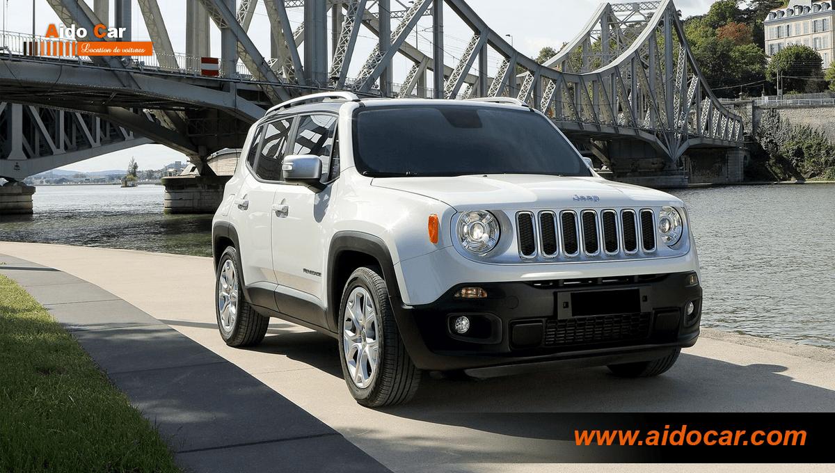 location jeep renagade casablanca
